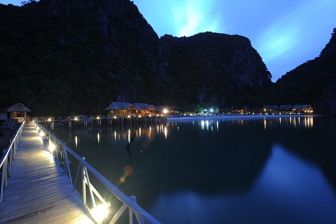 Bungalow in Lan Ha bay
