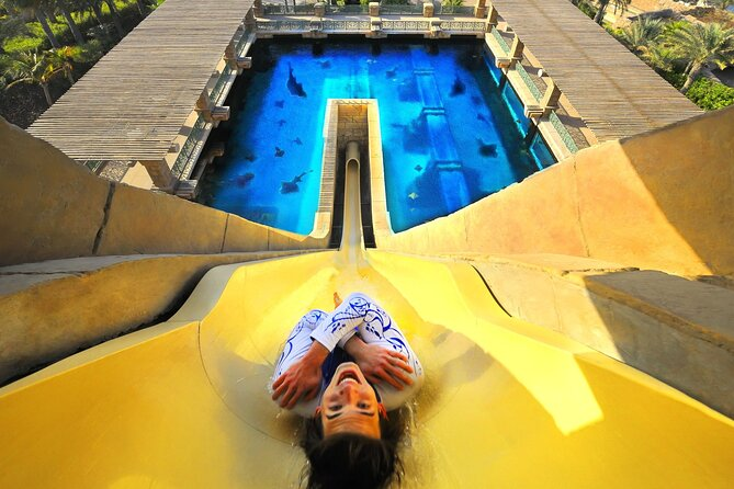 Aquaventure waterpark & Lost chambers Ticket with Both Way Private Transfers