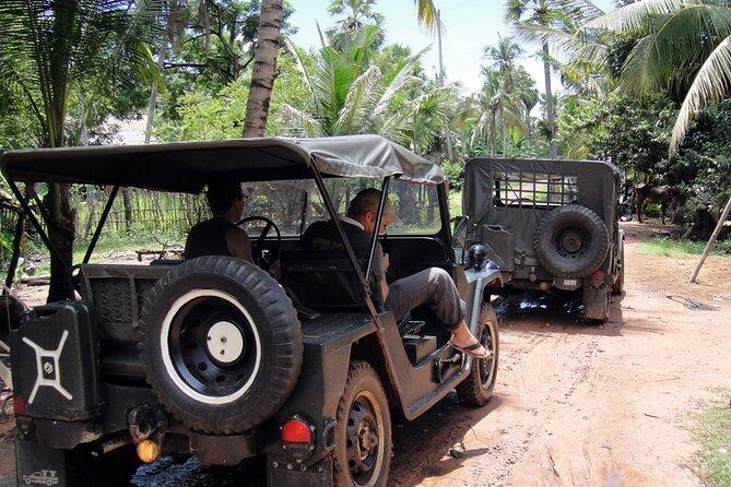 By Jeep to Banteay Srey & Ta Nei