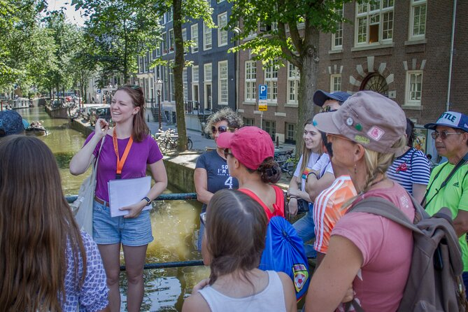 Private Anne Frank and Jewish Quarter Walking Tour