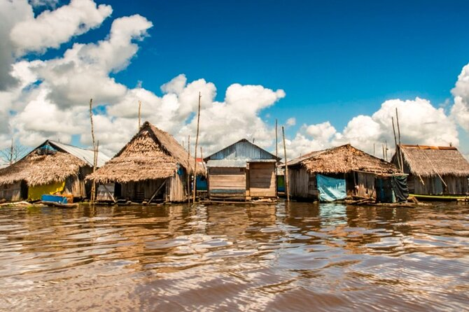 Meet the esoteric market of Bethlehem in Iquitos and the Venice of Loreto