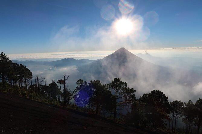 Acatenango Volcano Day Hike from Antigua