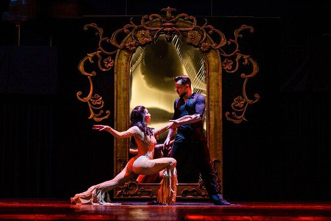 Skip the Line: Tango Porteño Only Show Ticket