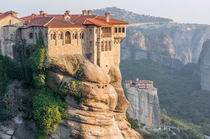 Full-Day Meteora Tour from Athens