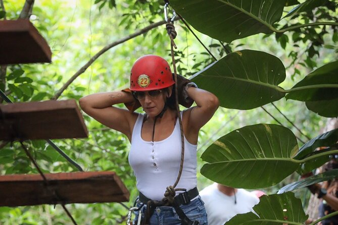 ATV & Zipline Adventure from Cancun with Transportation Included