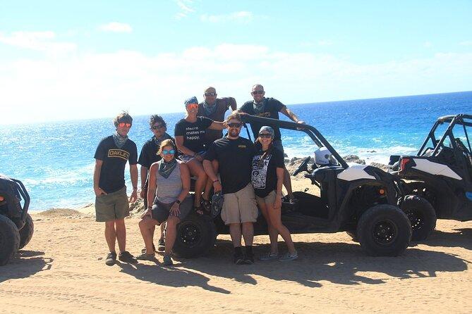 Cabo ATV Beach and Desert Adventure
