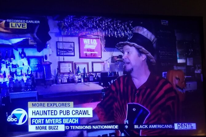 FMB Haunted Pub Crawl