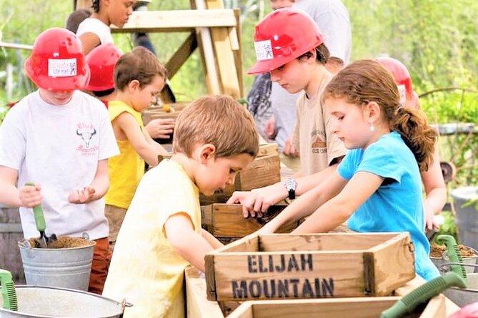 Elijah Mountain Gem Mine plus On-Site Goat Farm