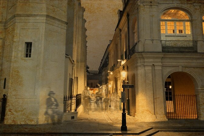 New Orleans Yellow Fever Ghost Tour