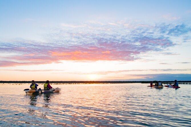 Explore Bacalar in Transparent Kayak