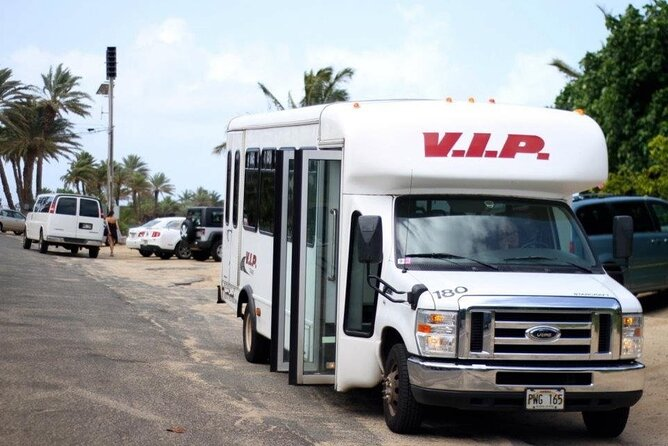 Departure Transfer: Airport Shuttle From Ko'olina To Honolulu Airport