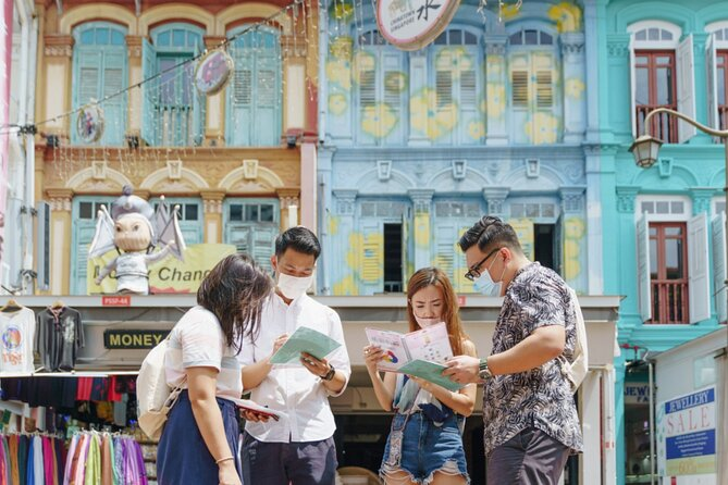 Puzzle Hunt Adventure The King's Feast in Singapore