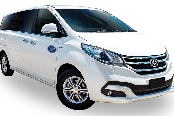 Luxury Van, Private Transfer, Cairns Airport - Cairns City