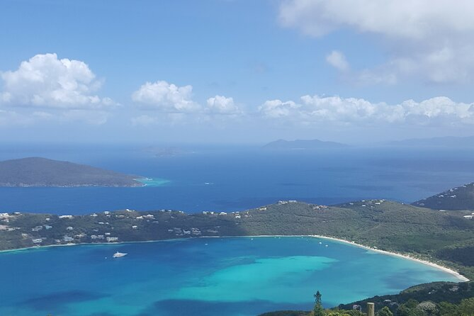 St. Thomas Half-Day Mountain Top Tour and Beach Hopping