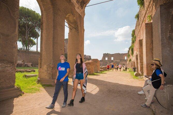 Colosseum Moonlight Tour