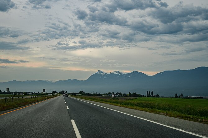 Listen to a Tour Guide as you Drive between Vancouver and Whistler