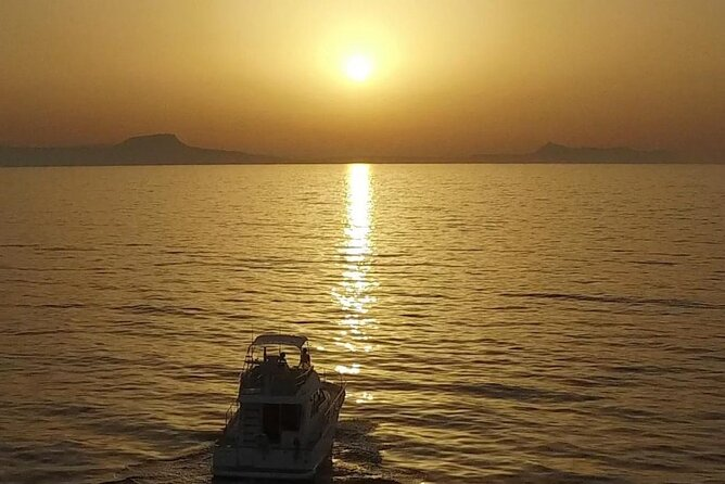 Sunset Private Yacht Cruise