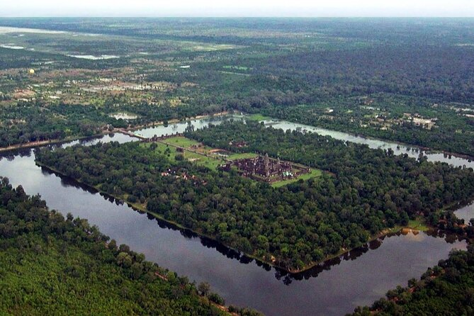 A Bird's Eye view of Angkor