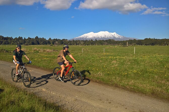 Old Coach Road Self-Guided Bike Tour from Ohakune