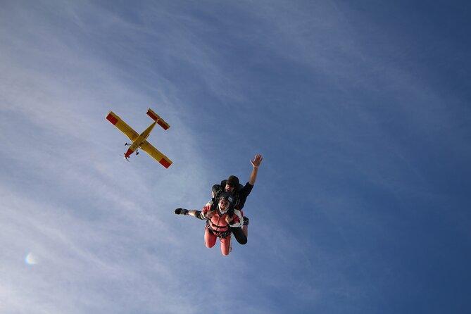 Tandem Skydive 13,000ft from Franz Josef