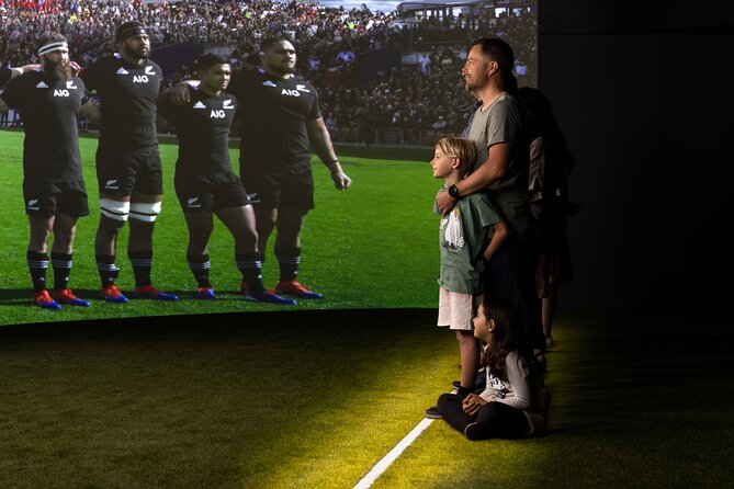 All Blacks Experience: Interactive Guided Tour