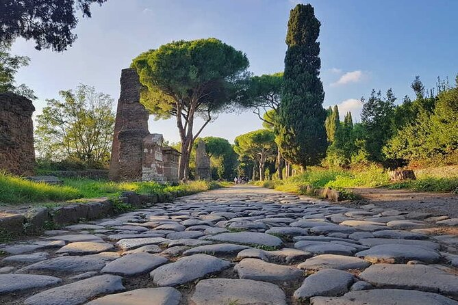 Rome: Catacombs and the Appian Way - 3 hours