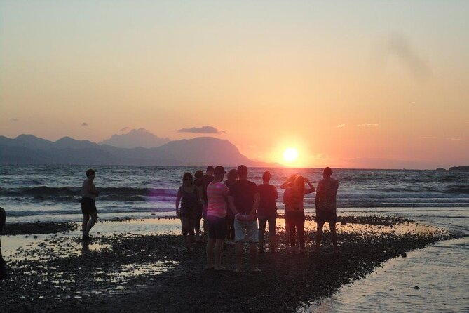 Sunset and Beach Party, Swim with Barbeque Dinner (4x4 Jeep) from Marmaris