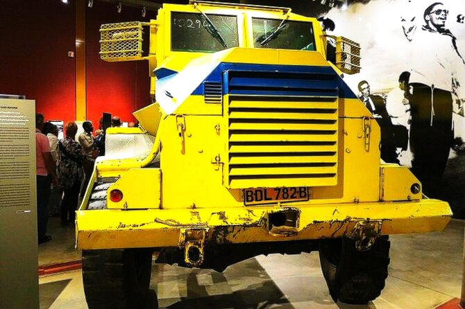 Soweto & Apartheid Museum Guided Tour