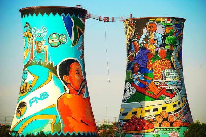 Soweto guided tour(Half day)