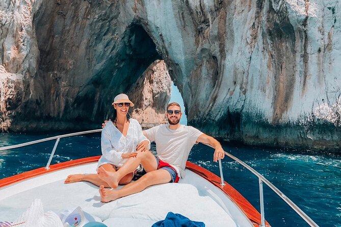 Private Boat Tour of Capri