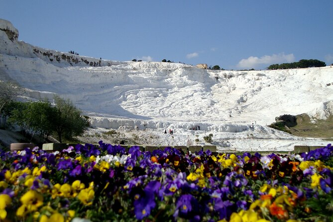 Pamukkale private one day from Side