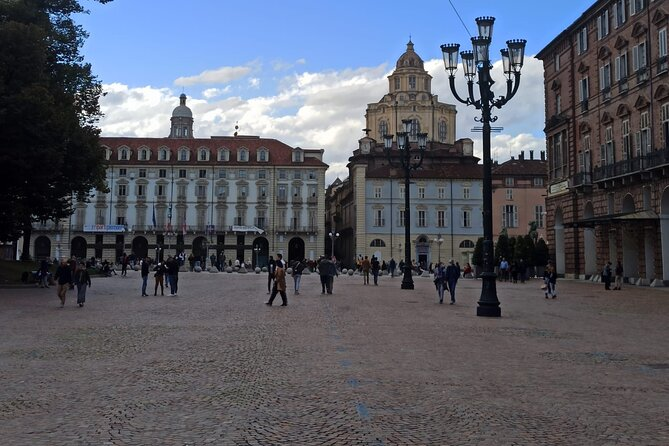 Late Afternoon Guided Walking Tour of Turin