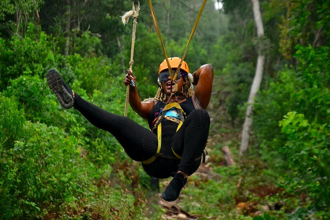 Maya Adrenaline | 1KM ZIPLINE!