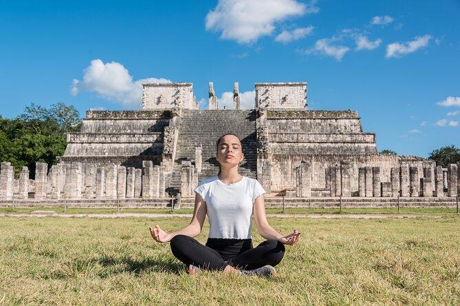 Private Chichén Itzá, Ek' Balam & Valladolid Tour with Cenote Hubiku