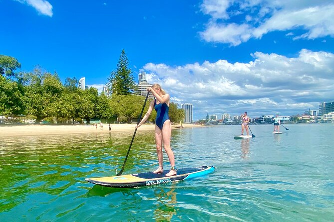 Tour de Stand Up Paddle Board