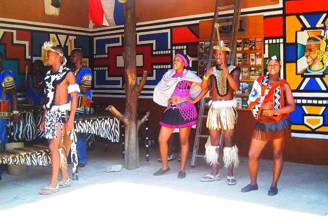 Lesedi cultural village tour