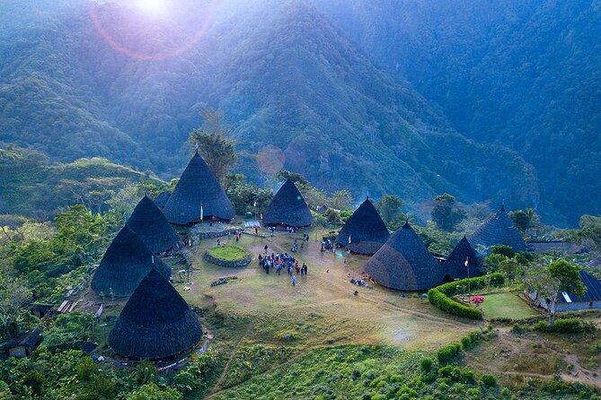 Wae Rebo Village Trekking 2D1N - Labuan Bajo Flores Tour