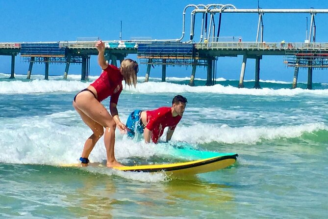 Learn To Surf Gold Coast
