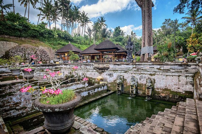 Private Tour : Bali Best Waterfalls, Temples and Monkey Forest