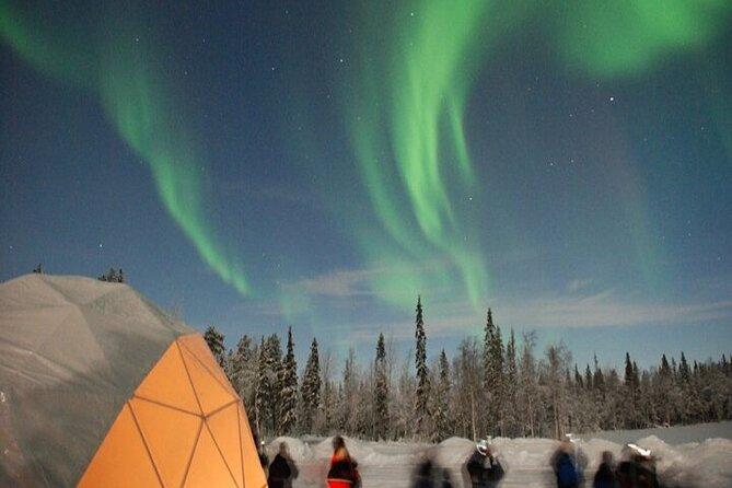 Polarman's Camp and Snow Igloo Park Night Tour