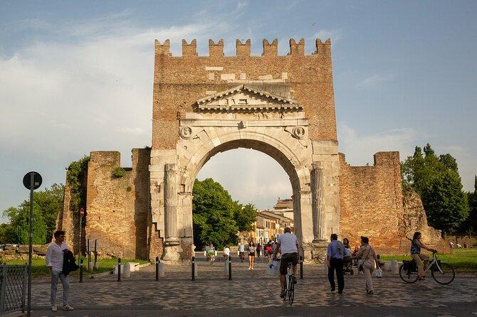 Rimini City Walking Tour for Small Groups