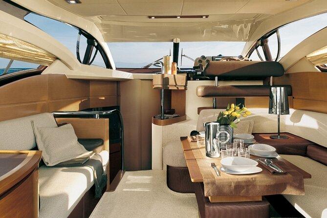 Private Motor Yacht Cruise in Santorini
