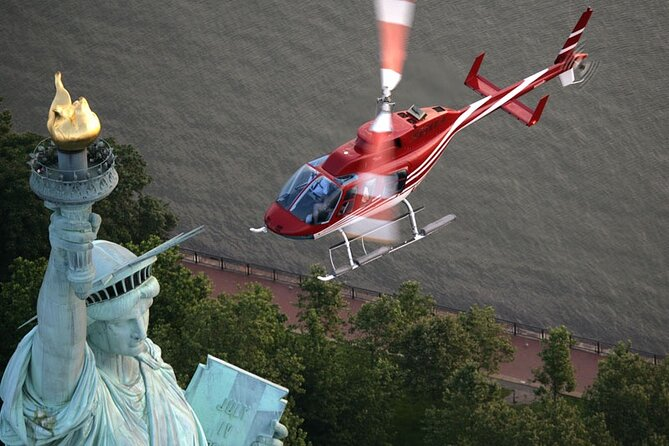 Ultimate NYC Helicopter Sightseeing Tour