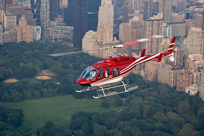 Taste of NYC - Helicopter Tour
