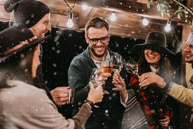 PRIVATE Winter Wine Tour - Lake Country - 4 Hrs