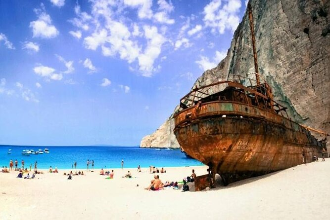 Private Speedboat Rental in Zakynthos with Free Miles