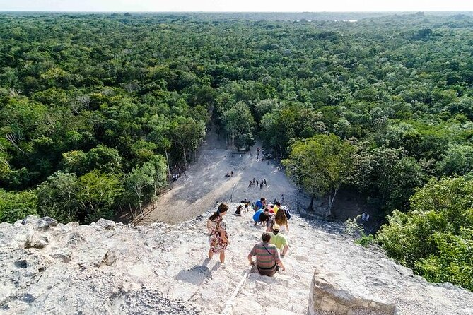 Private Tour of Chichen Itza, Coba and Tulum with Lunch and Cenote Swim