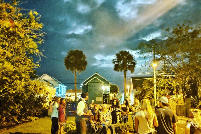 Haunting Hour St Augustine Supernatural Walking Tour