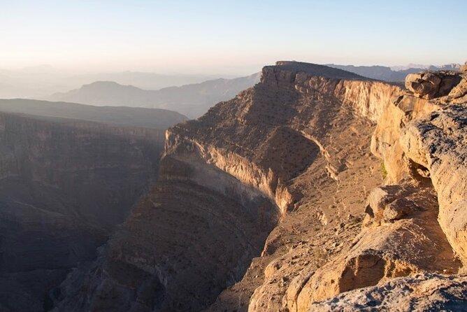 Private Tour to Jabal Shams Grand Canyon Balcony Walk