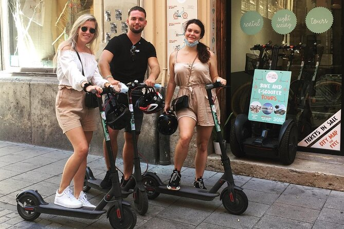 E-scooter Rental for 24 hours!